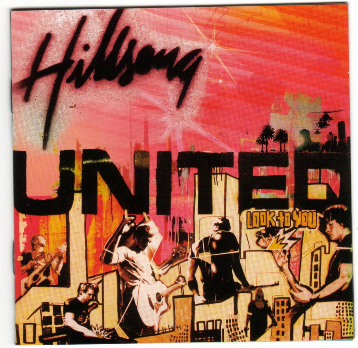 Hillsong United - Look to You (Split Tracks) CD - WHS/ACD  /184C/