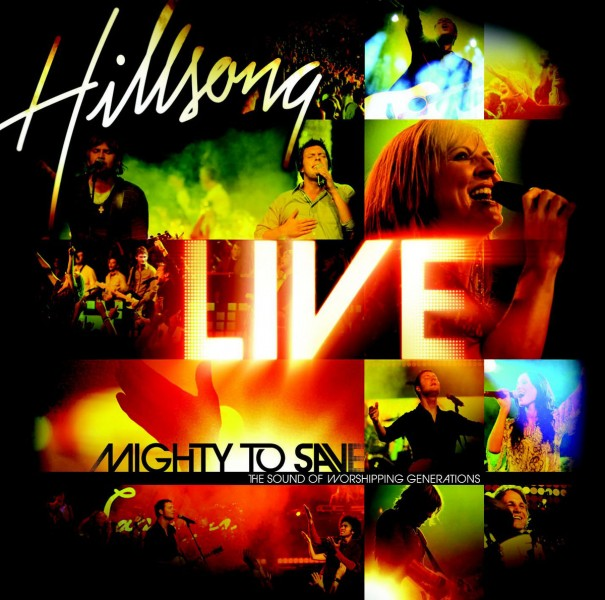 Hillsong Worship - Mighty to Save (Live) CD - WHS/ACD  /198C/
