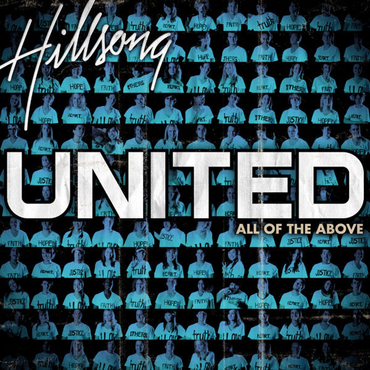 Hillsong United - All of the Above CD - WHS/ACD  /204C/