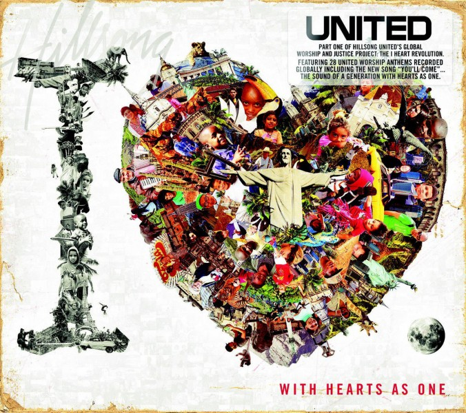 Hillsong United - The I Heart Revolution. Pt 1: With Hearts As One CD - WHS/ACD  /212C/