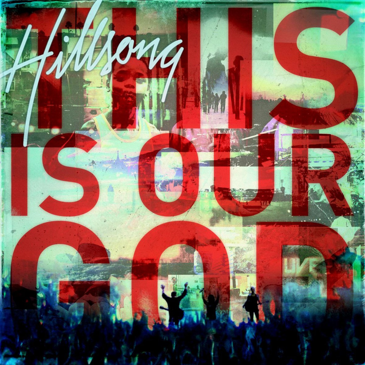 Hillsong - This Is Our God (Split Tracks) CD - WHS/ACD  /217C/