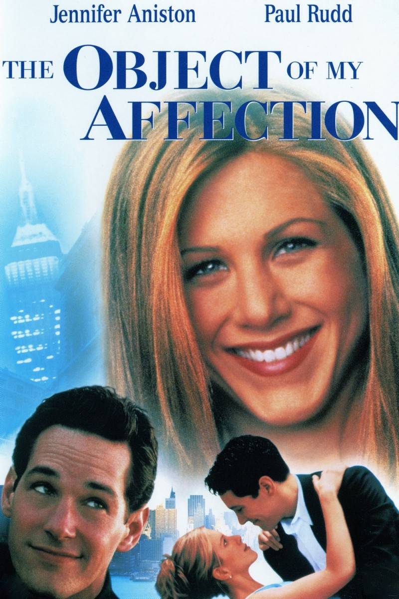 The Object of My Affection DVD - 00393 DVDF