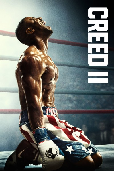 Creed II DVD - Y35076 DVDW