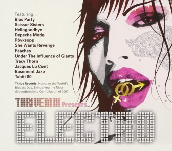 ThriveMix Presents Electro CD - 90761-2