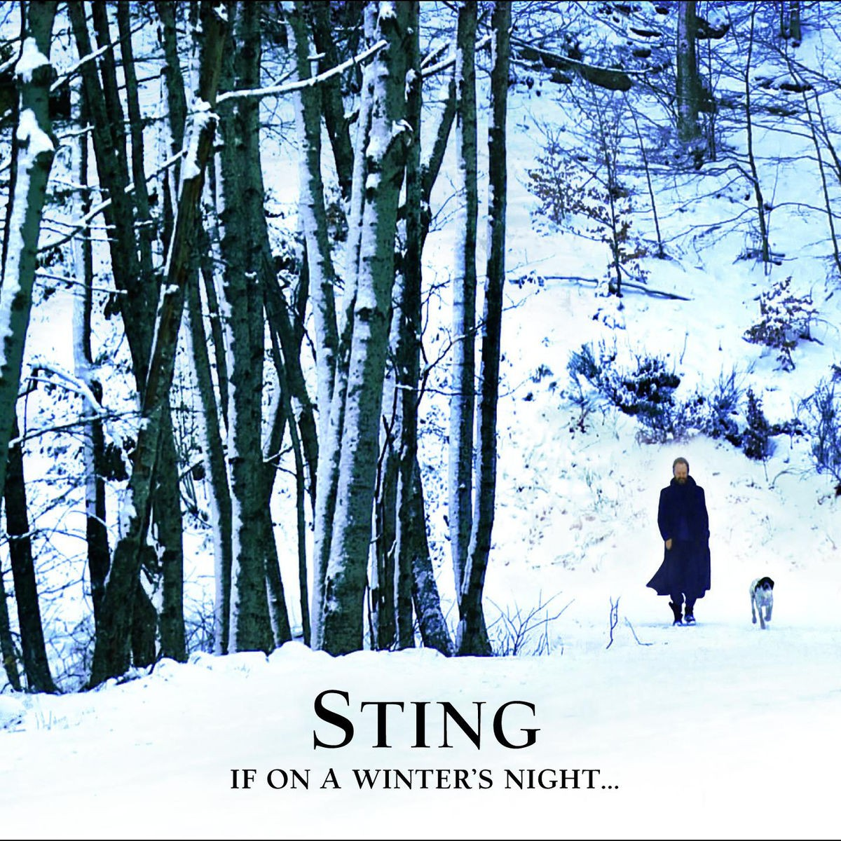 Sting - If On A Winter's Night CD - 06025 2701743