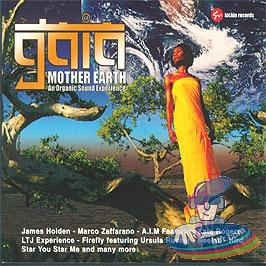 Gaia: Mother Earth (An Organic Sound Experience) CD - KICKCD 138