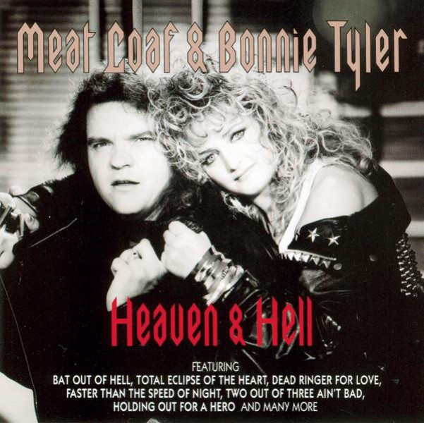 Meat Loaf & Bonnie Tyler - Heaven & Hell CD - CDEPC7156