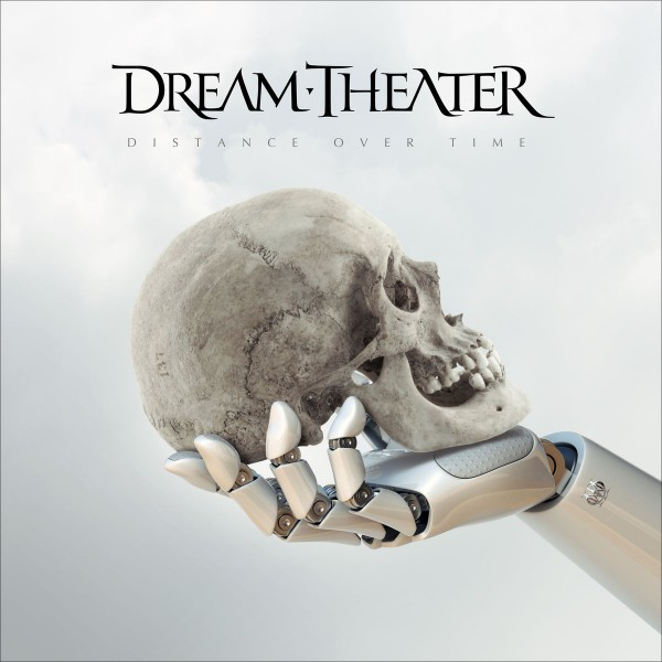 Dream Theater - Distance Over Time CD - 19075915202