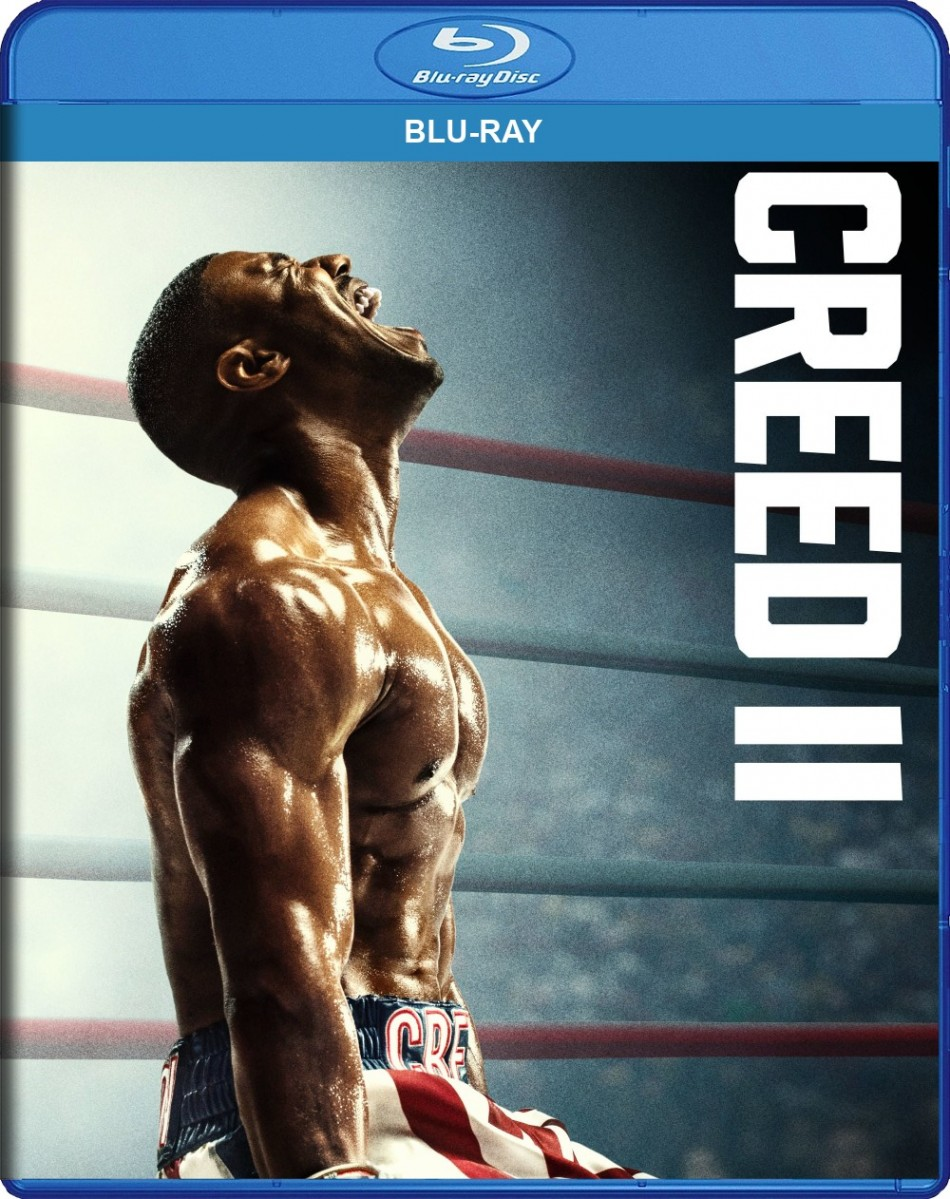 Creed II Blu-Ray - Y35077 BDW