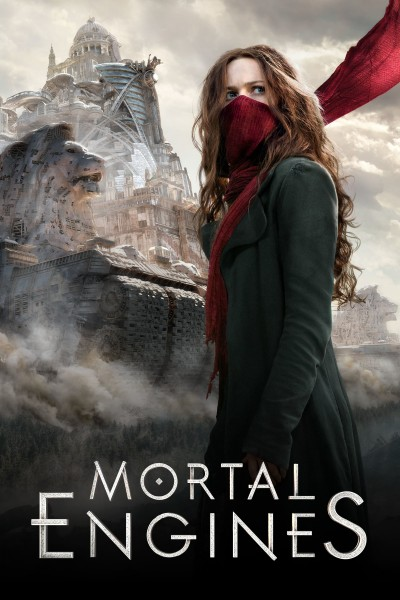 Mortal Engines DVD - 644569 DVDU