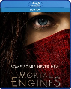 Mortal Engines Blu-Ray - BDU 644569