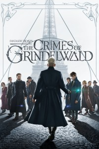 Fantastic Beasts: The Crimes of Grindelwald DVD - Y35070 DVDW
