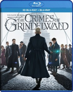 Fantastic Beasts: The Crimes of Grindelwald (Steelbook) 3D Blu-Ray+Blu-Ray - Y35072/1 BDW