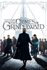 Fantastic Beasts: The Crimes of Grindelwald 4K UHD+Blu-Ray - Y35073 BDW