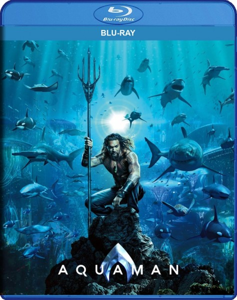 Aquaman Blu-Ray - Y35083 BDW