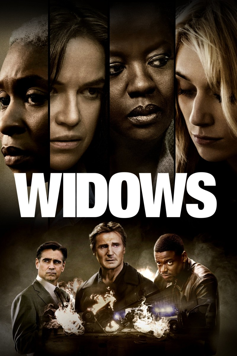 Widows DVD - 86600 DVDF