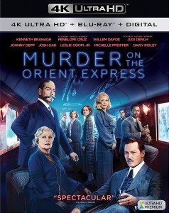 Murder on the Orient Express 4K UHD+Blu-Ray - 4K BDF 82868