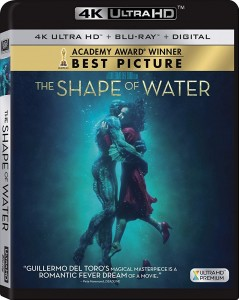 The Shape of Water 4K UHD+Blu-Ray - 4K BDF 83301