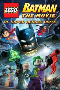Lego Batman: The Movie - DC Super Heroes Unite DVD - Y35081 DVDW