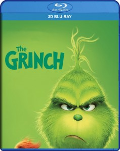 The Grinch 3D Blu-Ray - 3D BDU 73907