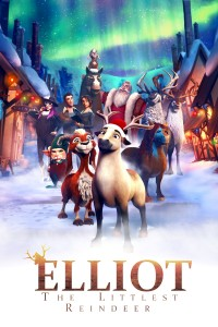 Elliot: The Littlest Reindeer DVD - 04321 DVDI