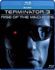 Terminator 3: Rise of the Machines Blu-Ray - BDS 34144