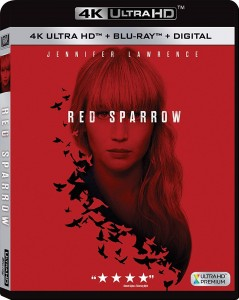 Red Sparrow 4K UHD+Blu-Ray - 4K BDF 83286