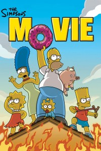 The Simpsons Movie DVD - 34625 DVDF